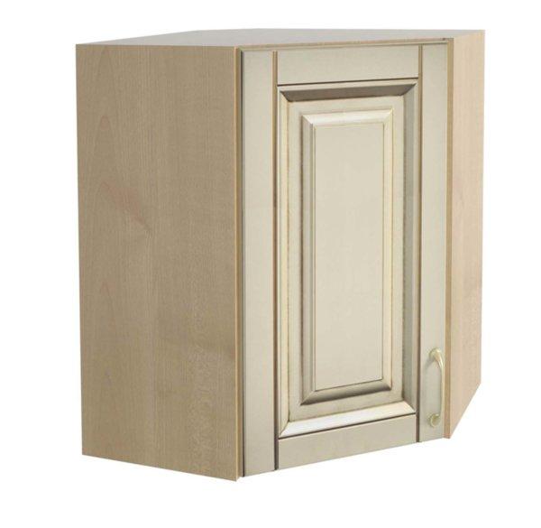 Горен кухненски шкаф B 60x72x72 ъглов